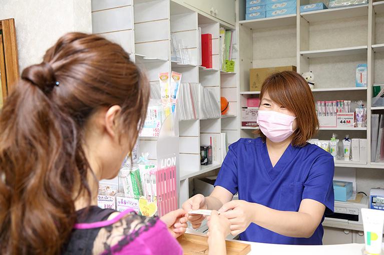 歯科を通して、全身の健康を診させていただきます